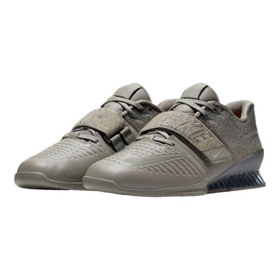 08662948a Nike Romaleos 3 XD Patch - Dark Green