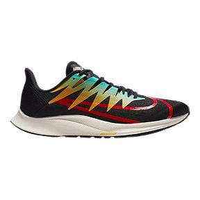 f9004b7d1f41 Nike Men s Zoom Rival Fly Running Shoes - Black Red