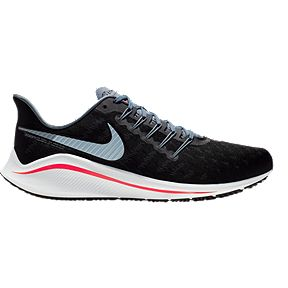 42a9b8e0331c Nike Men s Air Zoom Vomero 14 Running Shoes - Black Red White