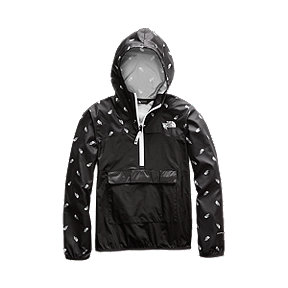The North Face Boys' Novelty Fanorak Packable Wind Jacket