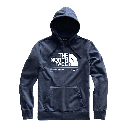 efa65a3e84dc The North Face Men s Half Dome Explore Pullover Hoodie Urban Navy by Sport  Chek