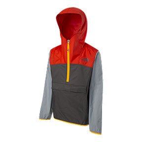 The North Face Boys' Fanorak Packable Wind Jacket