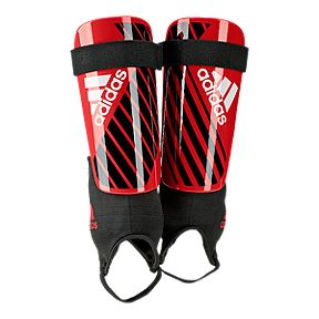 7ef62d156 adidas X Club Soccer Shin Guard S19 - Active Red/Black/White