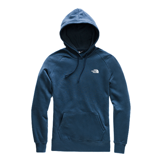 4bd739e0486b The North Face Women s Red Box Pullover Hoodie - Blue Wing Teal ...