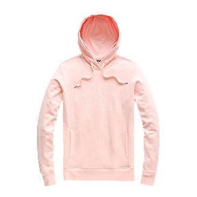 9e4a7fe7 The North Face Women's Mega Half Dome Pullover Hoodie - Pink Salt