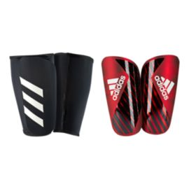 adidas X Pro Soccer Shin Guard - Activ Red/Black/Off White