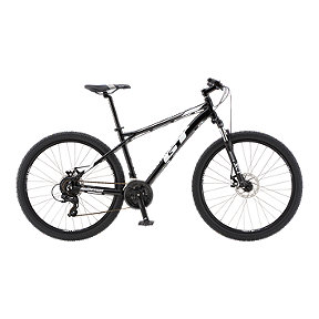 GT Aggressor Comp 27.5 Men's Mountain Bike 2019 - Satin Black