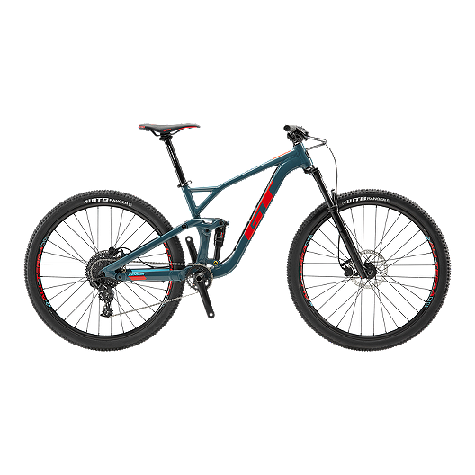 53352ac39c7fa GT Sensor Alloy Sport 29 Men s Mountain Bike 2019 - Slate Blue ...