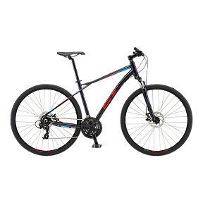 GT Transeo Comp 700c Men's Hybrid Bike 2019 - Blue