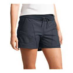 ae38e850d5 image of The North Face Women's Aphrodite 2.0 4 Inch Shorts - Urban Navy  with sku