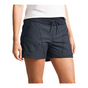 734075238216e The North Face Women's Aphrodite 2.0 4 Inch Shorts - Urban Navy