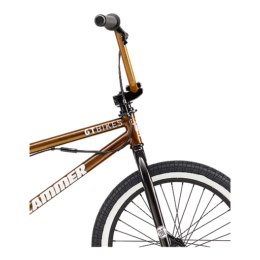 GT Slammer Men's BMX Bike 2019 - Gold