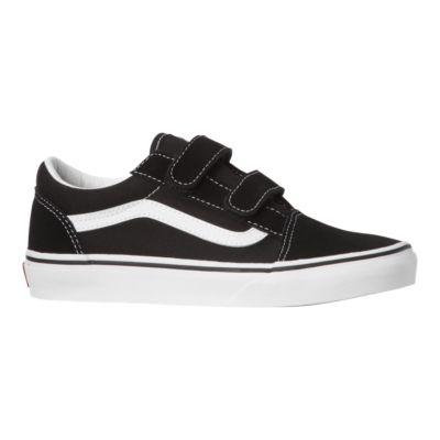 black vans boys