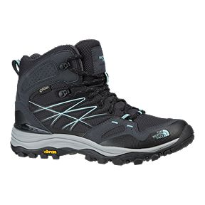 fc802fea26209 The North Face Women s Hedgehog Fastpack Mid GTX Hiking Boots - Grey  Paradise