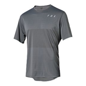 61f32e1942c Fox Ranger Men s Short Sleeve Mountain Bike Jersey - Vintage Grey