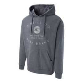 O`Neill Men's Framed Pullover Hoodie - Heather Navy