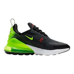 da394121 Nike Boy's Air Max 270 Shoes - Anthracite/Volt
