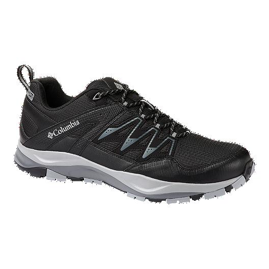 75c1480d882ea Columbia Men's Wayfinder OutDry Hiking Shoes - Black/Lux | Sport Chek