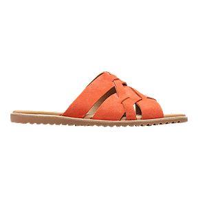 wholesale dealer 11c09 78038 Sorel Womens Ella Slide Sandals - Zing