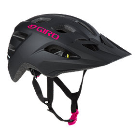 Giro Verce MIPS Women's Bike Helmet 2019 - Matte Black/Bright Pink