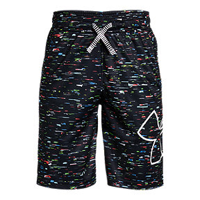 Under Armour Boys' Renegade 2.0 Printed Short