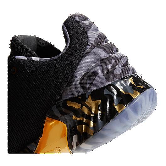 1785654b98 adidas Men s Lowry Pro Bounce Low 2018 Basketball Shoes - Black ...