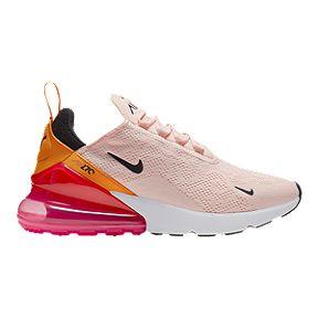 hot sale online 09b98 a1bd3 Nike Women s Air Max 270 Shoes - Coral Black Orange