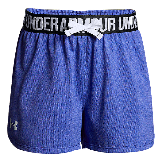 035d8f469 Under Armour Girls' Play Up Shorts | Sport Chek