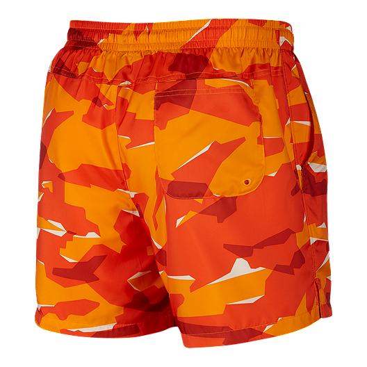 fd1764b09e4a7 Nike Sportswear Men's Camo Woven Shorts   Sport Chek