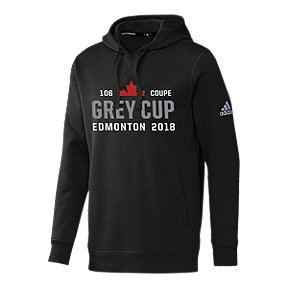 Grey Cup 2018 adidas Team Issue Cotton Pullover Hoodie