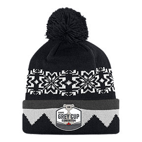 Grey Cup 2018 adidas Cuffed Pom Knit