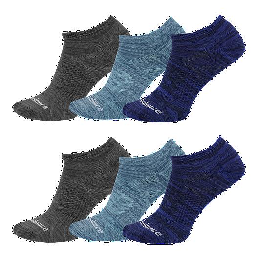 f62720f254af3 New Balance Boys' No Show Sock - 6 Pack | Sport Chek