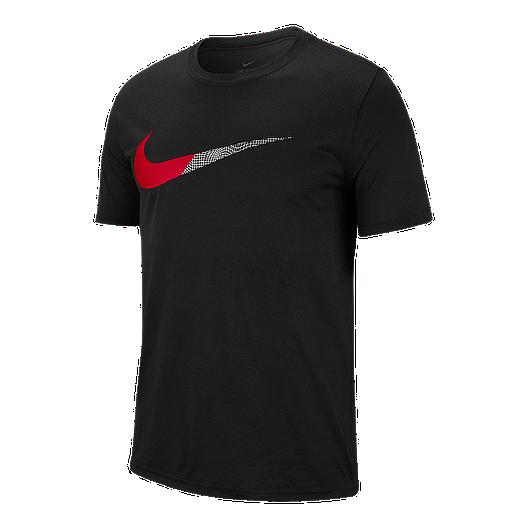 ace7e7e1f Nike Dry Men's Legend Split Swoosh T Shirt