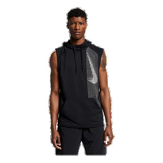 uk availability 61dce adaa8 Nike Dry Men s Sleeveless Hoodie   Sport Chek