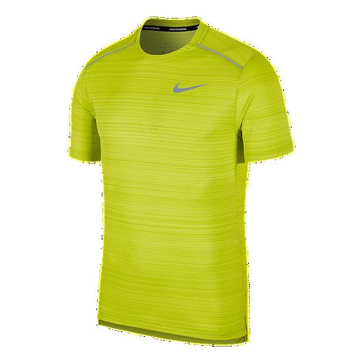 3fb7d4b70 Nike Dry Men's Miler T Shirt | Sport Chek