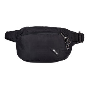 Pacsafe Vibe 100 Anti-Theft 4L Waist Pack - Black