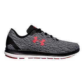 412b6efb7d Under Armour Men s Remix Running Shoes - Black Steel