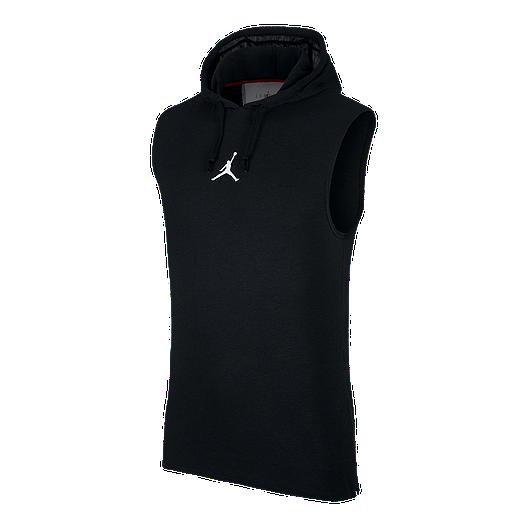 competitive price 149ce 02286 Nike Men s Jordan 23 Alpha Dry Sleeveless Hoodie   Sport Chek
