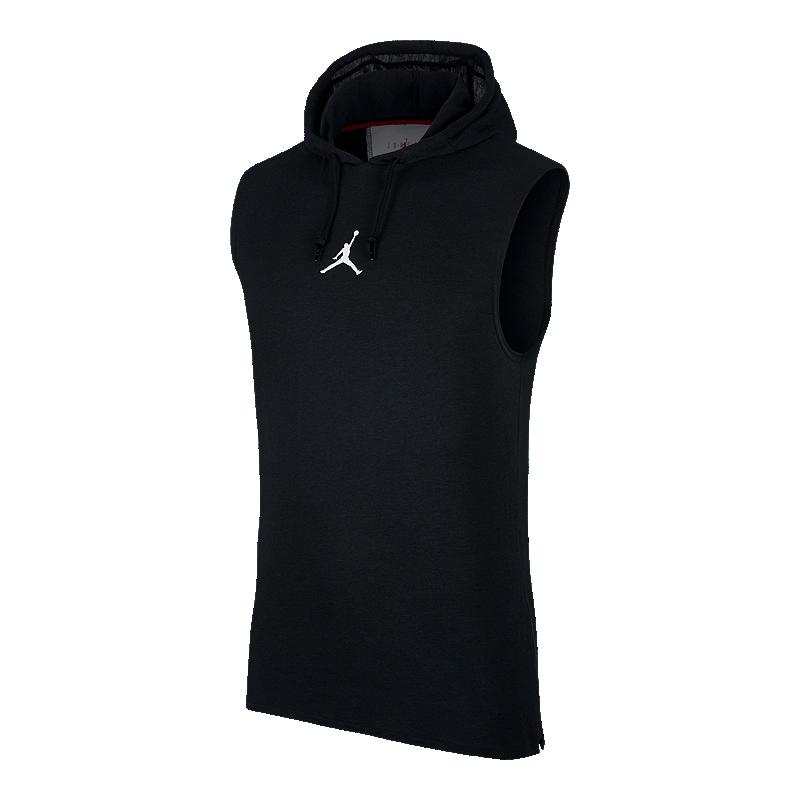 353b833e9 Nike Men's Jordan 23 Alpha Dry Sleeveless Hoodie | Sport Chek