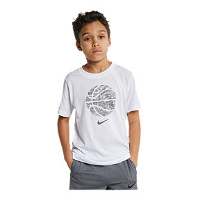 Nike Boys' NSW Elite Pod Fill Tee