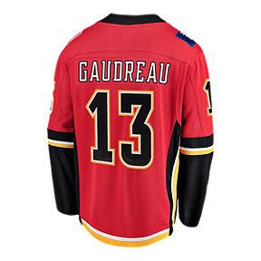 51bc6b87566 Calgary Flames Fanatics Gaudreau ...