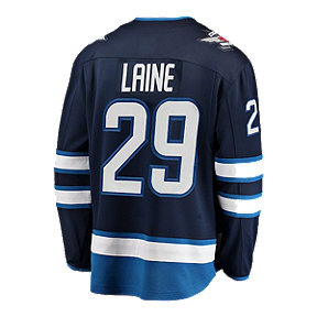 Winnipeg Jets Fanatics Patrik Laine Replica Home Jersey