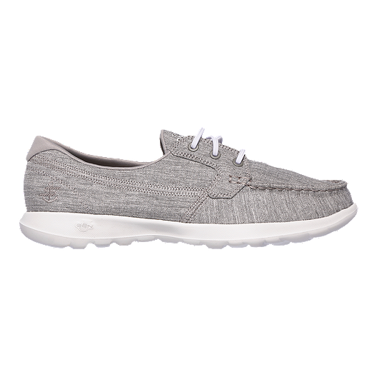 Skechers Women's GoWalk Lite Isla Shoes - Gray