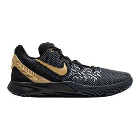 b86673bc440f Nike Men s Kyrie Flytrap II Basketball Shoes - Black
