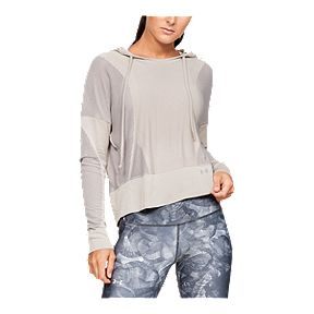 cb8f1749fe2 Under Armour Women's Studio Vanish Seamless Hoodie