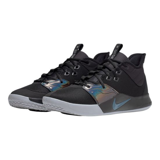 newest bf16c 29cfa Nike Paul George 3 - Black