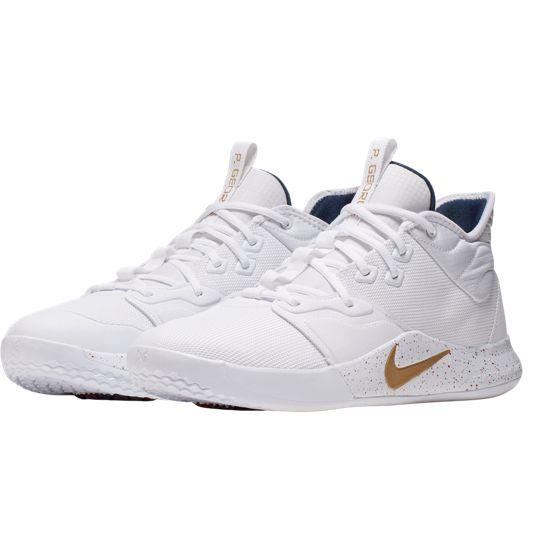 957df078024 Nike Paul George 3 - White/Navy