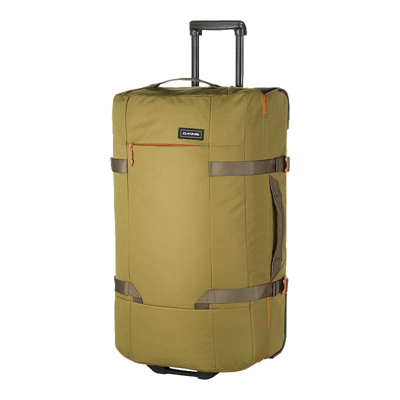 c0c00ea82c201 Dakine Split Roller EQ 100L Wheeled Luggage - Pine Trees Pet (610934282887)  photo