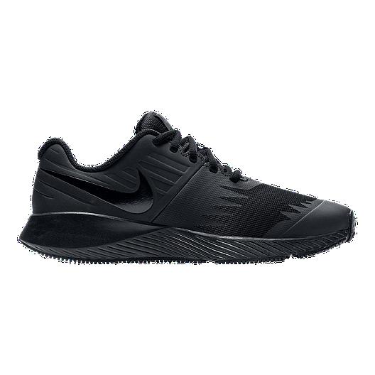 promo code 1d48b 2b523 Nike Boys  Star Runner Grade School Shoes - Black Volt   Sport Chek