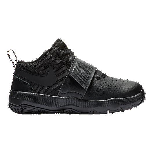 e3d4ceaa26bce Nike Boys' Team Hustle D 8 Pre-School Shoes - Black | Sport Chek